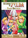 The Legend of Zelda, Vol. 7, 7: Four Swords - Part 2