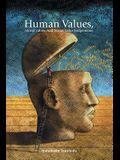 Human Values, Moral Values and Social Value Judgements