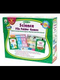 Science File Folder Games, Grades 2 - 3: Skill-Building Center Activities for Science