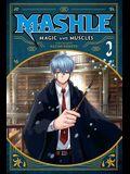 Mashle: Magic and Muscles, Vol. 2, 2