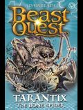 Tarantix the Bone Spider: Series 21 Book 3