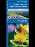 North Carolina Trees & Wildflowers: A Folding Pocket Guide to Familiar Species