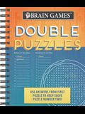 Brain Games - Double Puzzles