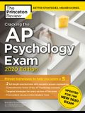 Cracking the AP Psychology Exam, 2020 Edition: Practice Tests & Prep for the New 2020 Exam