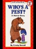 Who's a Pest? A Homer Story (I Can Read Book)