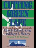 Cutting Green Tape: Toxic Pollutants, Environmental Regulation, and the Law