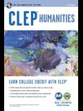 Clep(r) Humanities Book + Online
