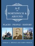 A-Z of Northwich & Around: Places-People-History