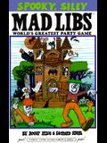 Spooky, silly mad libs