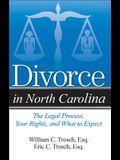 Divorce in North Carolina