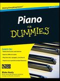 Piano for Dummies [With CDROM]
