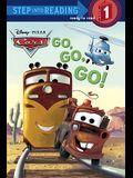 Cars: Go, Go, Go!