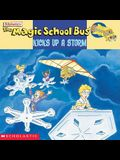 Magic School Bus Kicks Up a Storm: A Book about Weather