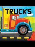 Trucks: A Mini Animotion Book
