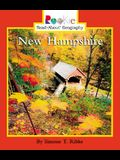 New Hampshire (Rookie Read-About Geography)