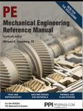 Ppi Mechanical Engineering Reference Manual, 14th Edition (Hardcover) - Comprehensive Reference Manual for the Ncees PE Exam