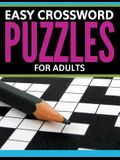 Easy Crossword Puzzles For Adults