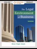 Mindtap Business Law, 1 Term (6 Months) Printed Access Card for Meiners/Ringleb/Edwards' the Legal Environment of Business