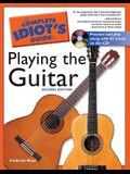The Complete Idiot's Guide to Playing the Guitar, 2e [With CDROM]