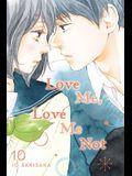 Love Me, Love Me Not, Vol. 10