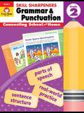 Skill Sharpeners Grammar and Punctuation, Grade 2