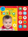 Look Who's Talking!: Scholastic Early Learners (Sound Book)