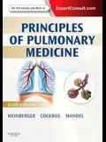 Principles of Pulmonary Medicine: Expert Consult - Online and Print, 6e (PRINCIPLES OF PULMONARY MEDICINE (WEINBERGER))