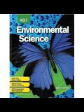 Holt Environmental Science: Homeschool Package
