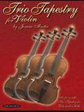 Trio Tapestry for Violin