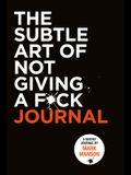 Subtle Art of Not Giving a F*ck Journal