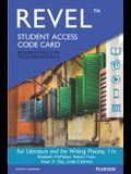 Revel for Literature and the Writing Process -- Access Card
