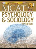10th Edition Examkrackers MCAT Psychology & Sociology