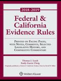 Federal & California Evidence Rules: 2018 Supplement