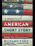 The Granta Book of the American Short Story, Volume 2