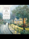 Thomas Kinkade Lightposts for Living 2022 Wall Calendar: The Art of Choosing a Joyful Life