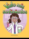 Me Pongo MIS Sentimientos (I Wear My Feelings) Lap Book (Spanish Version)