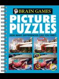 Brain Games - Picture Puzzles #4: How Many Differences Can You Find?, Volume 4
