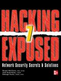 Hacking Exposed 7: Network Security Secrets and Solutions