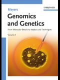 Genomics and Genetics: From Molecular Details to Analysis and Techniques, 2 Volume Set