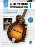 Alfred's Basic Mandolin Method 1: The Most Popular Method for Learning How to Play, Book & Online Video/Audio/Software
