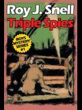 Triple Spies (Boys Mystery Series, Book 1)