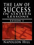 The Law of Success, Volume I: The Principles of Self-Mastery (Law of Success, Vol 1)