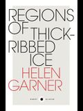 Short Black 4: Regions of Thick-Ribbed Ice