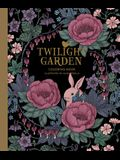 Twilight Garden Coloring Book: Published in Sweden as Blomstermandala