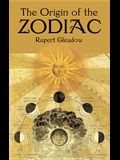 Origin of the Zodiac