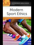 Modern Sport Ethics: A Reference Handbook