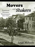 Movers and Shakers: Prominent Ottumwa Businessmen 1913-1914