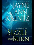 Sizzle and Burn (The Arcane Society, Book 3)