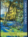 Art Handbooks: Landscapes in Acrylics