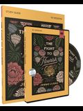 The Fight to Flourish Study Guide with DVD: Engaging in the Struggle to Cultivate the Life You Were Born to Live